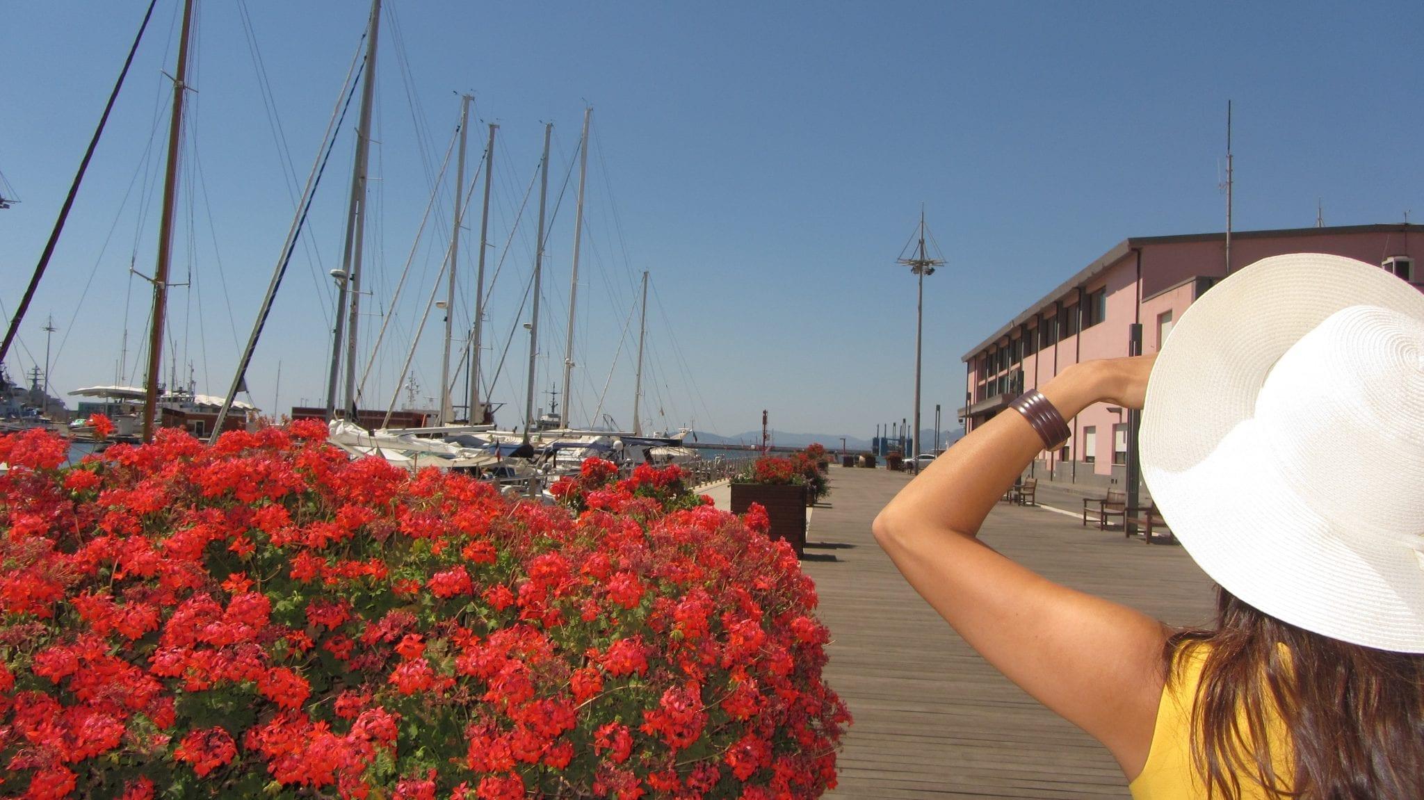 Porto di Cagliari - Le Plume - city break
