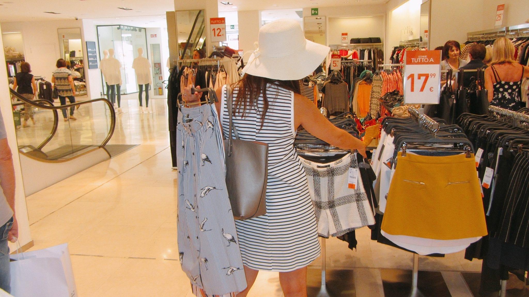 Shopping - Le Plume - City break