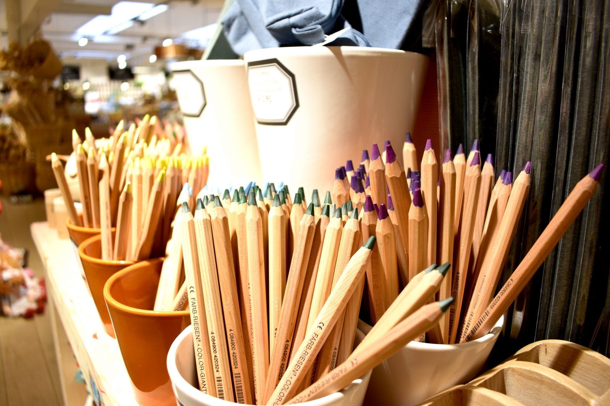 matite colorate Dille & Kamille _Le Plume