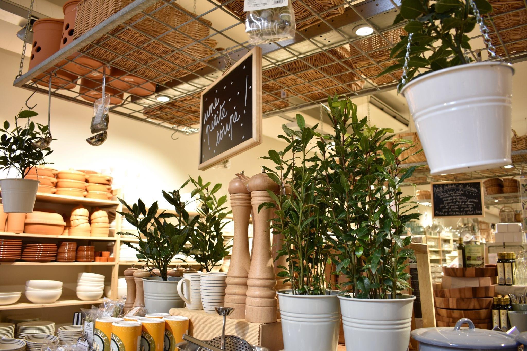 piante con lavagna Dille & Kamille _Le Plume