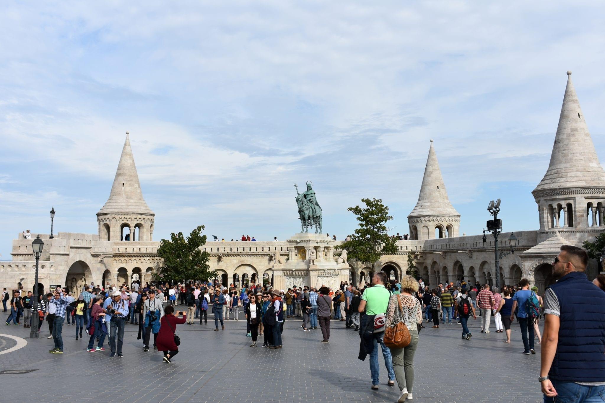 belvedere Castello - Budapest - Le Plume