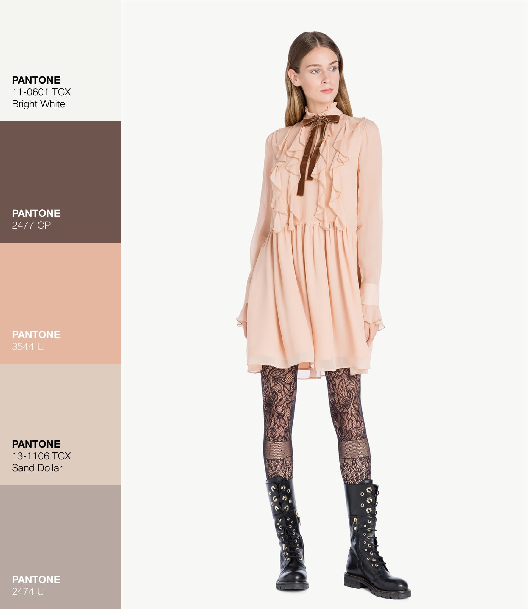Twinset - Pink -Rosa Le Plume