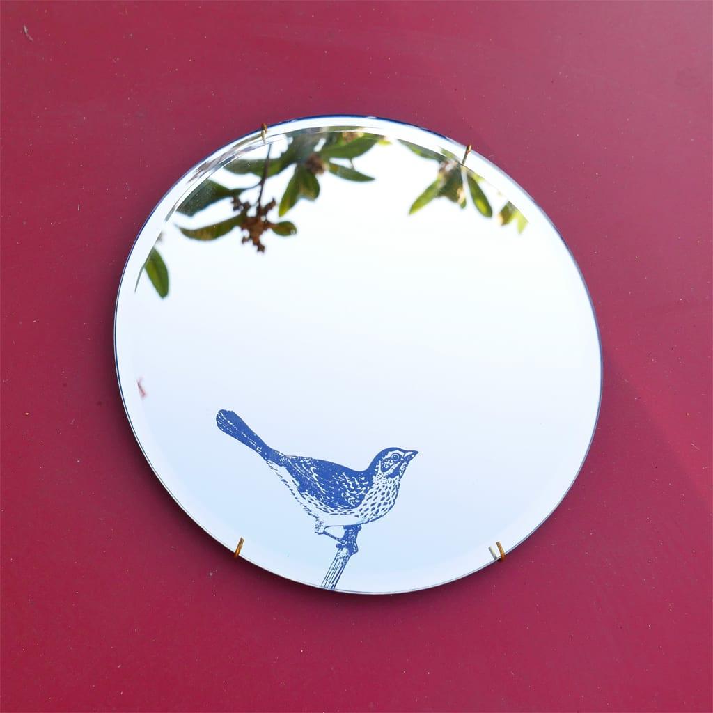 BiCA_mirrorofwonders-secretgarden-bird-b BiCA_clutchbag_MixTurquoise - BiCA-Good Morning Design - Le Plume