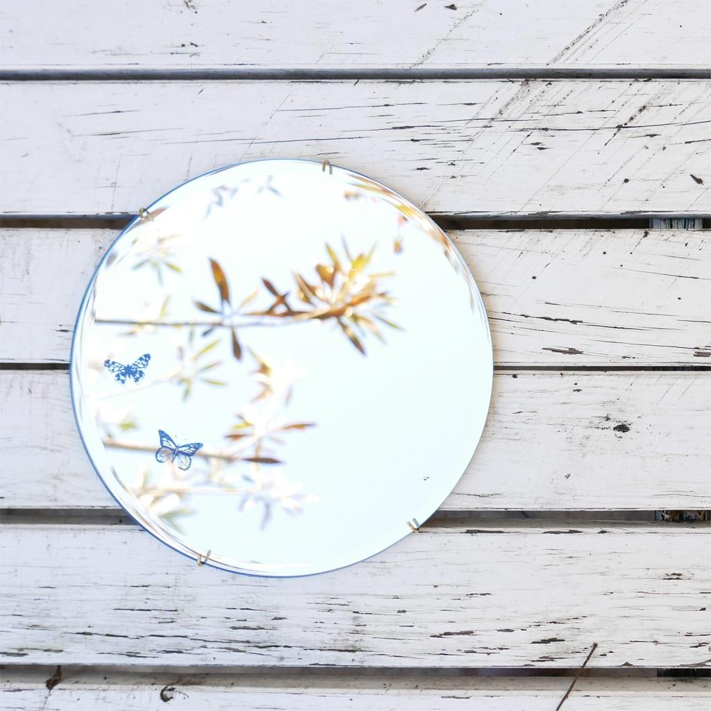 BiCA_mirrorofwonders-secretgarden-butterflies-b BiCA_clutchbag_MixTurquoise - BiCA-Good Morning Design - Le Plume