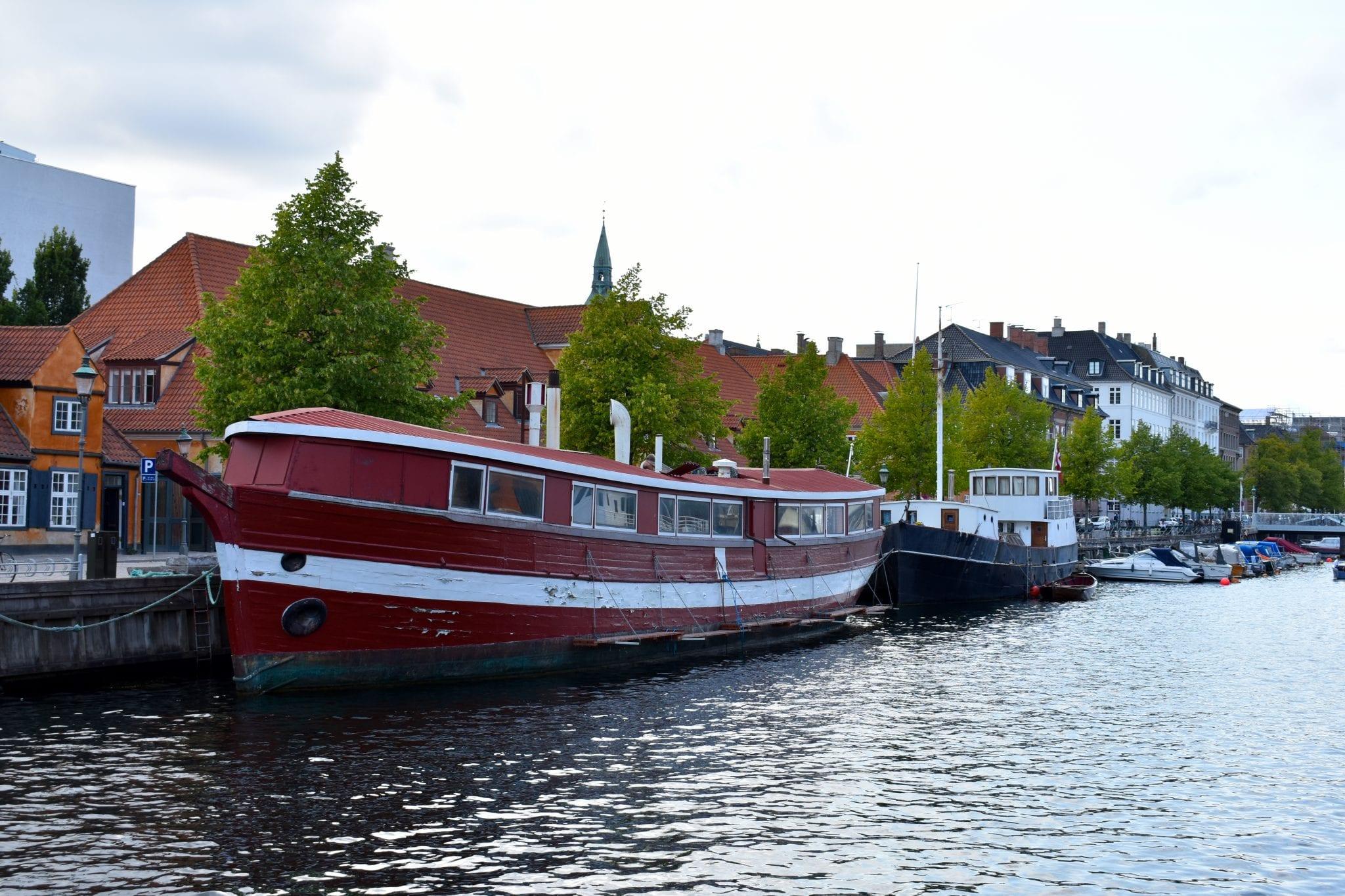 Copenaghen Le Plume