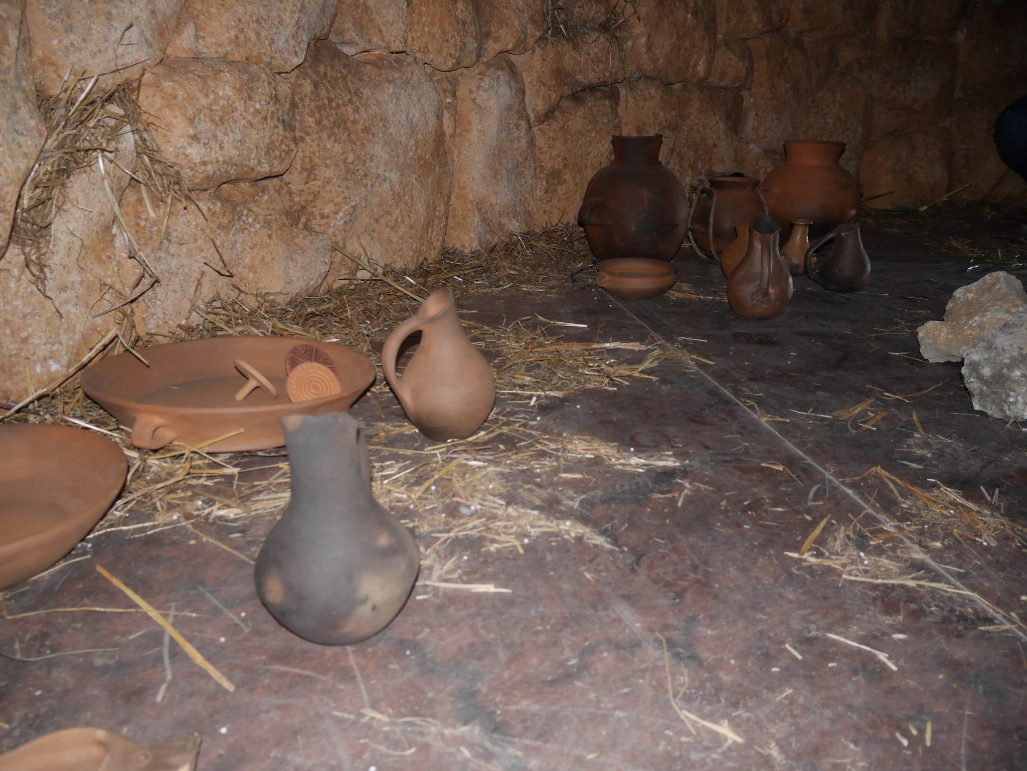 Ceramiche - Nuragica - Le Plume
