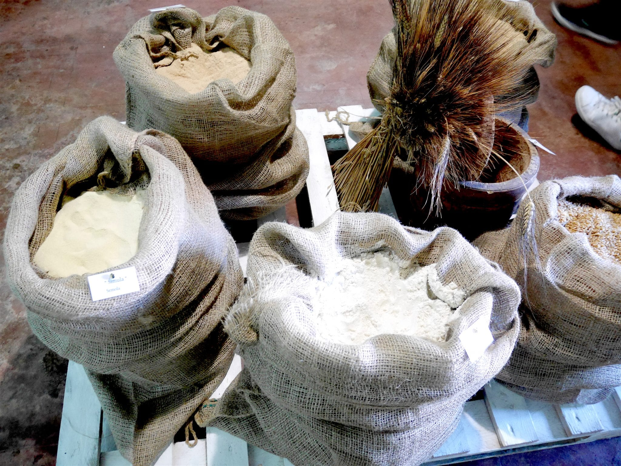 museo del pane carasau - orgosolo - le plume