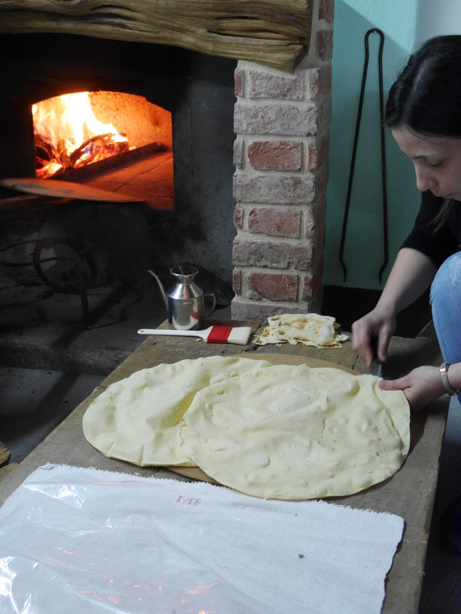 Museo del pane carasau - le plume