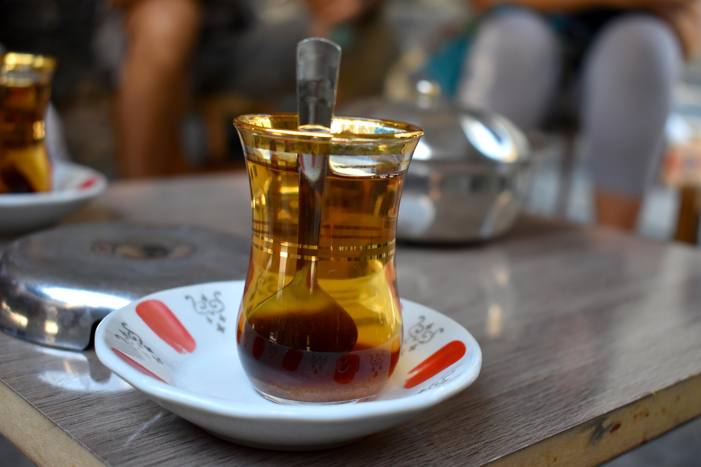 Istanbul da mangiare - città vecchia - Fatih - tè -