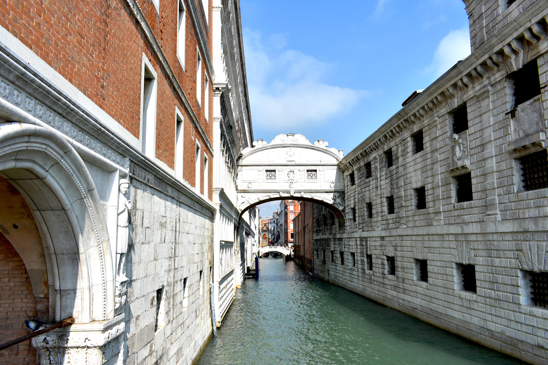 Ponte dei sospiri - Venezia -