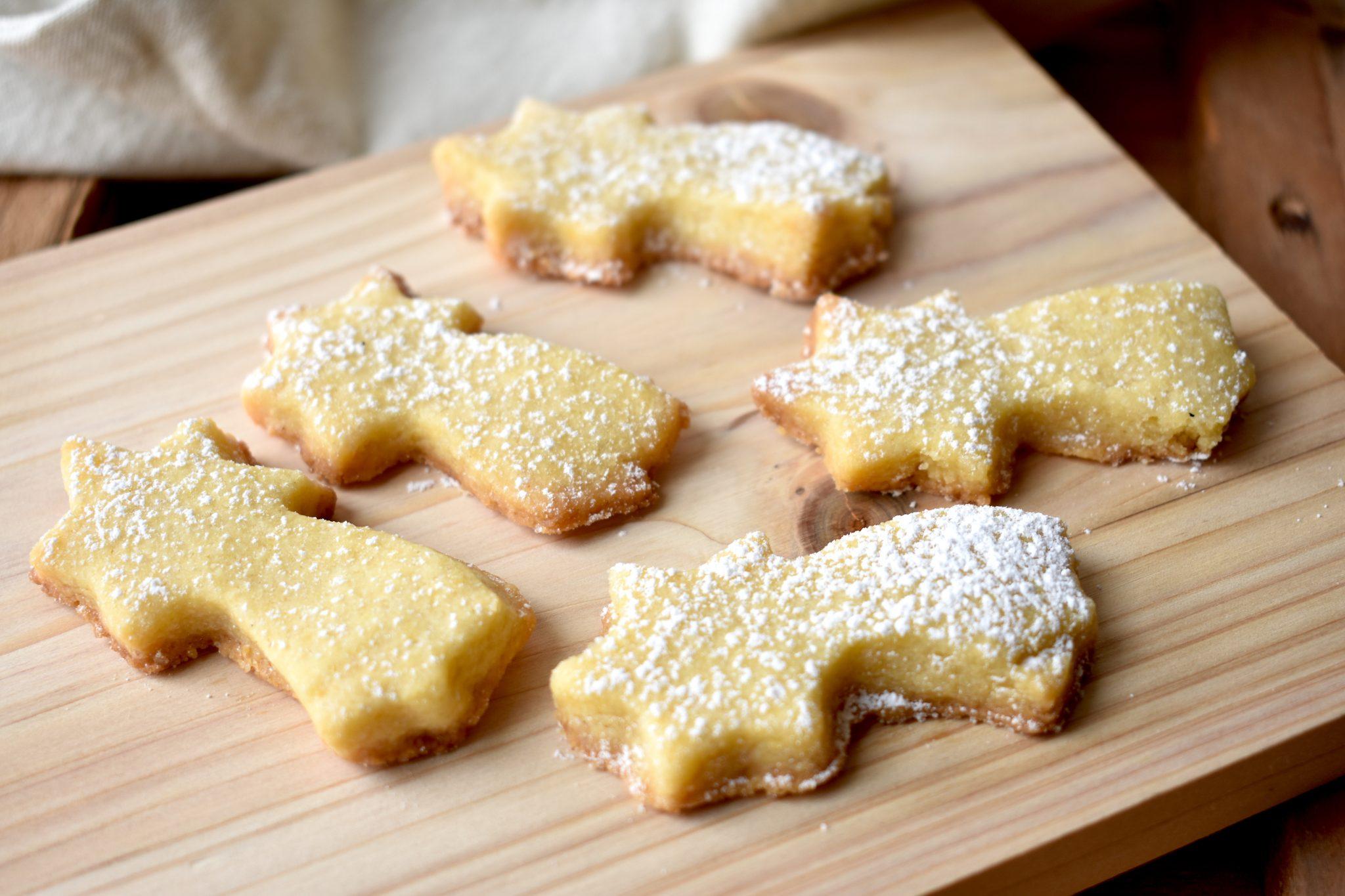 Biscotti sablé -7 - Le Plume