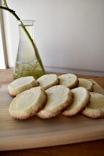 Biscotti alle mandorle - Le Plume