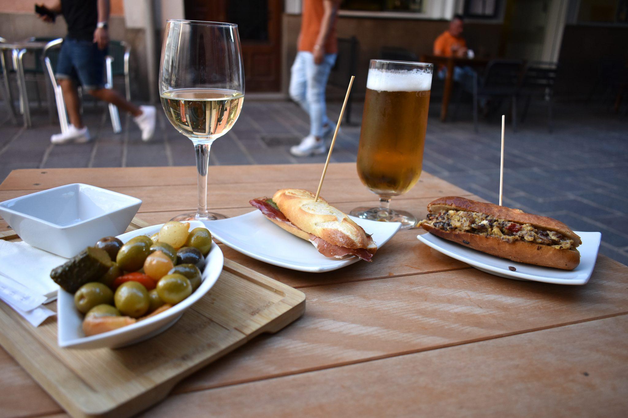 Mangiare a Bilbao - Le Plume