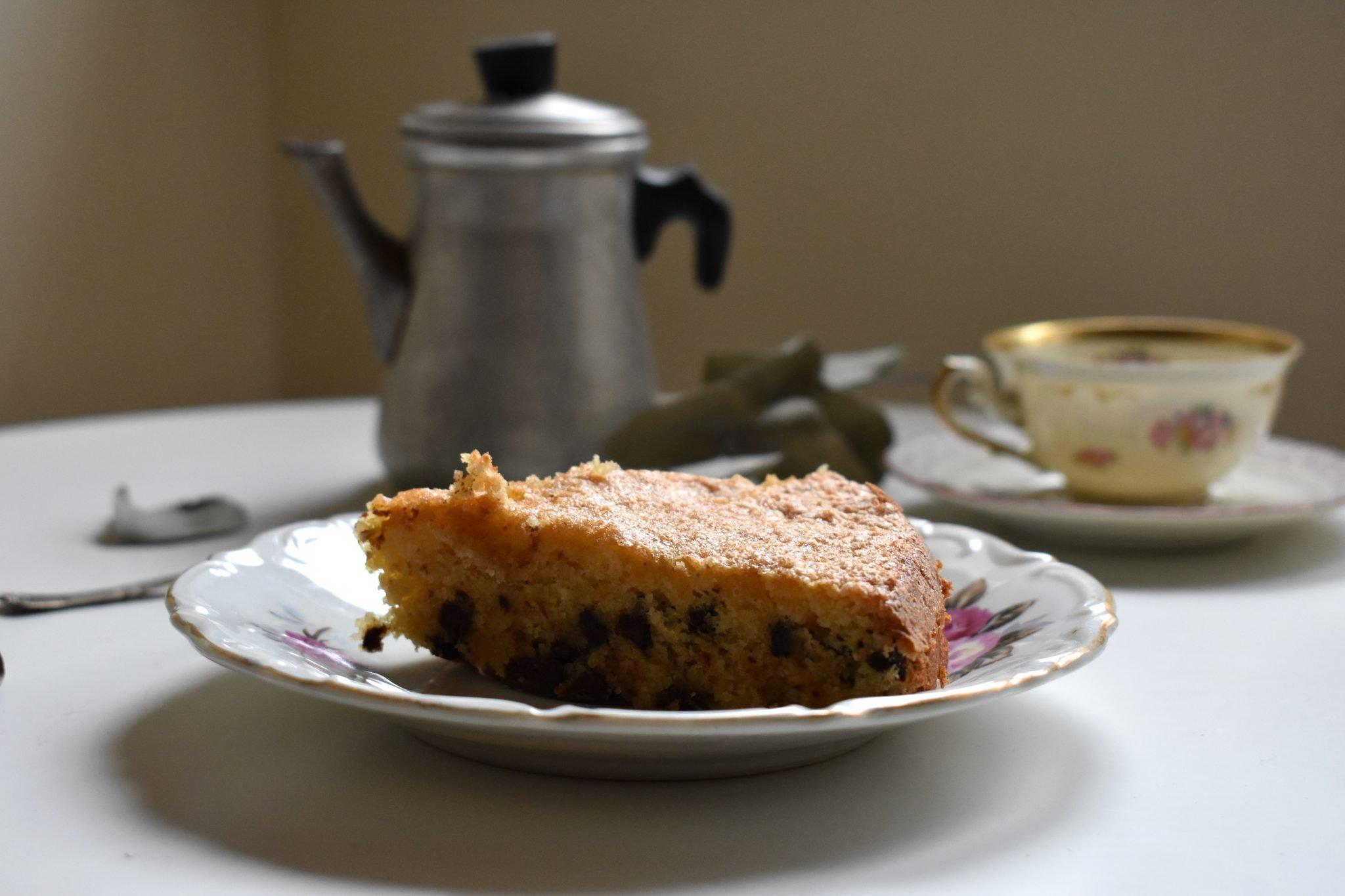 Torta nocciole e mandorle 2 - Le Plume